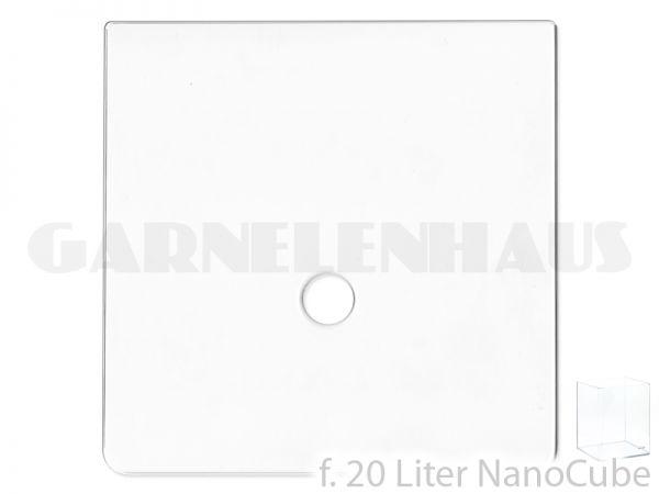 Abdeckscheibe f. Nano Cube, 20 l