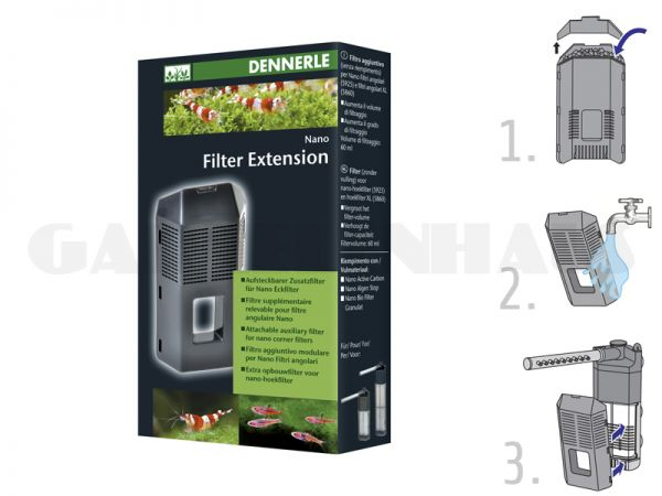 Nano Clean Filter Extension