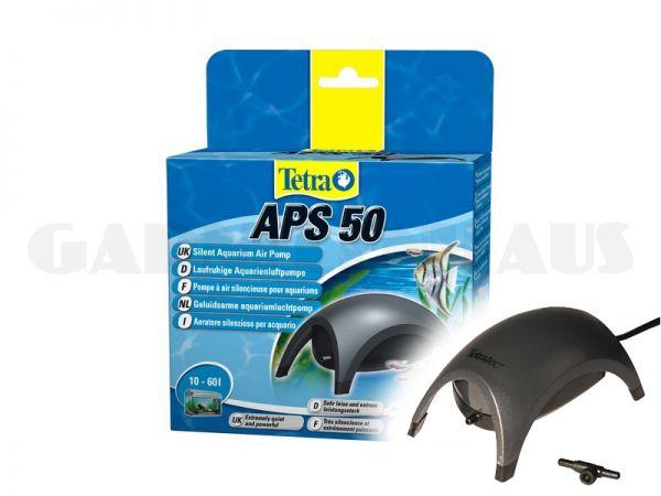 Durchlüfterpumpe APS-50