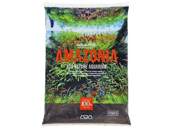 Aqua Soil - Amazonia Powder, 9 l