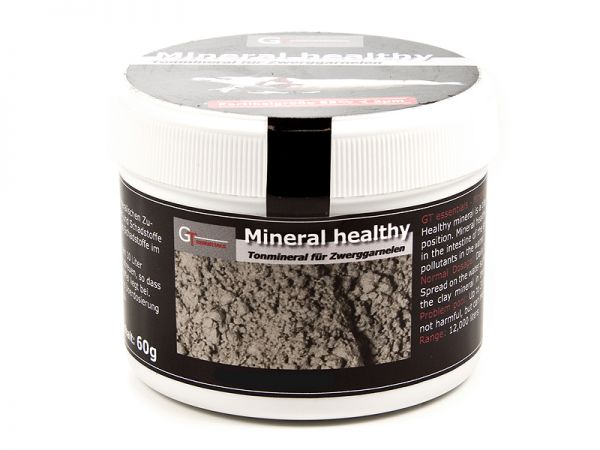Mineral healthy - Tonmineral, 60g