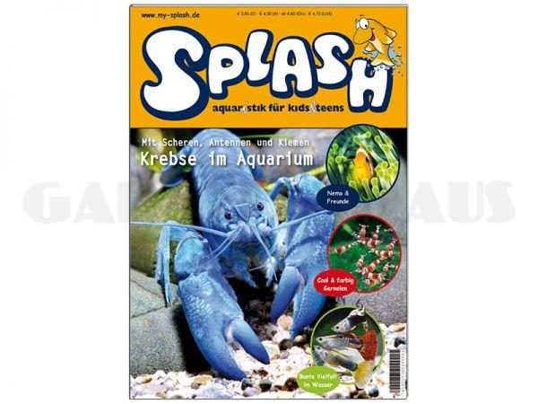 SPLASH - Aquaristik-Magazin für Kids