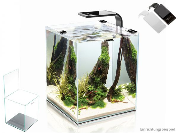 Shrimp Set Smart 2 10 Liter, weiß