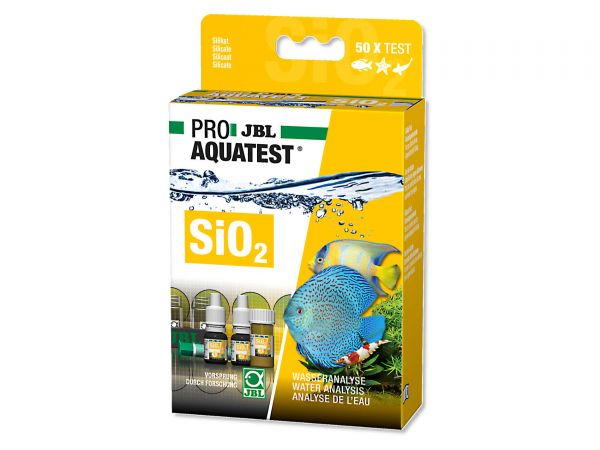 JBL Pro Aquatest SiO2 (Silikat) Aquarium Wasseranalyse