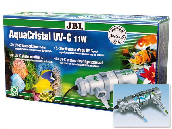 AquaCristal UV-C Series II, 11 Watt