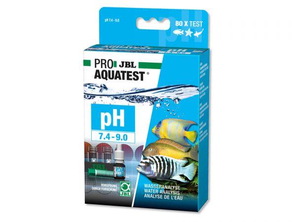 JBL Pro Aquatest pH 7,4 - 9,0 Aquarium Wasseranalyse