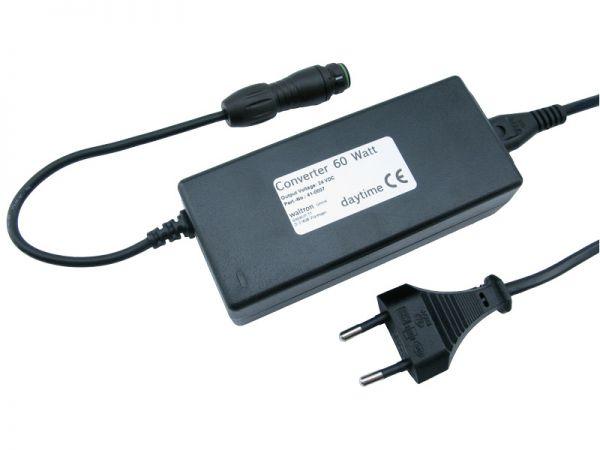 LED-Converter 24V 60W, Netzteil für daytime matrix