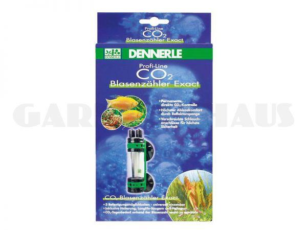 CO2-Blasenzähler Exact