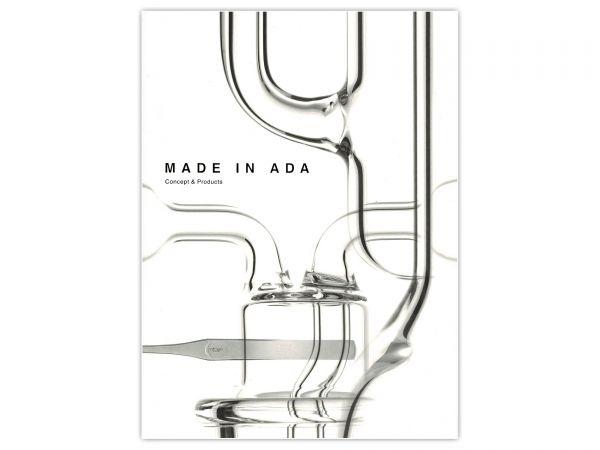Aqua Design Amano :: Made in ADA - Konzeptbuch & Produktkatalog (Concept & Products)