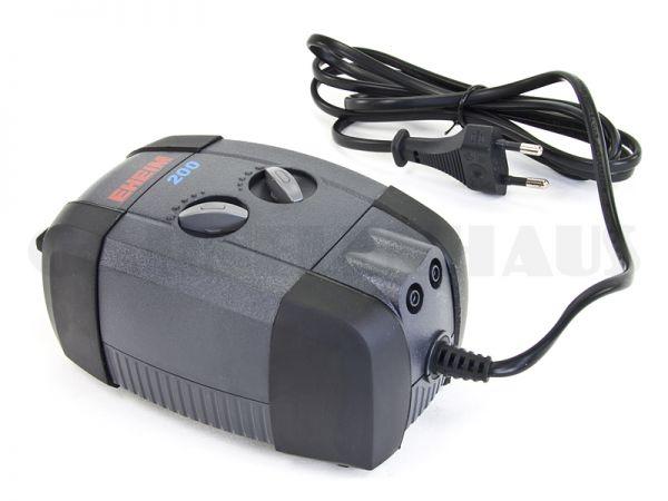 air pump 200, inkl. 2x Power-Diffusor