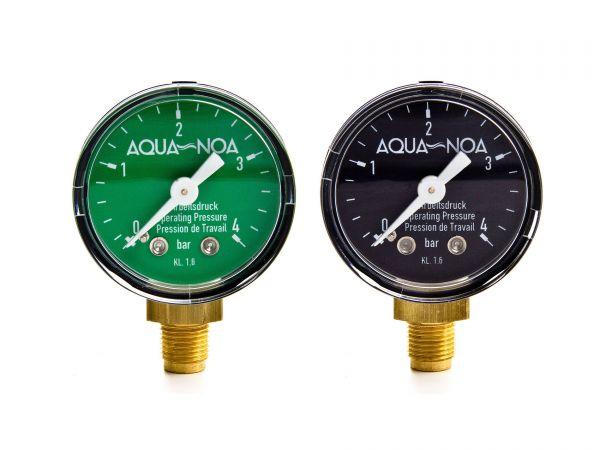 Aqua-Noa Ersatz-Manometer / Druckanzeige für CO2-Arbeitsdruck