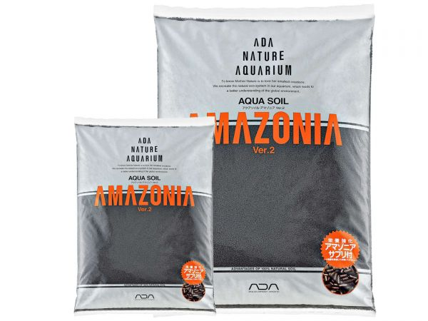 ADA Aqua Soil Amazonia Version 2 inkl. ADA Supplement - 3 Liter und 9 Liter