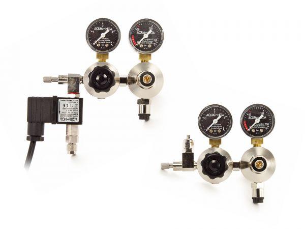 Aqua-Noa CO2 Doppelkammer Druckminderer