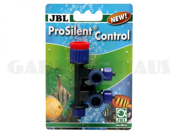 ProSilent Control, Luftverteiler