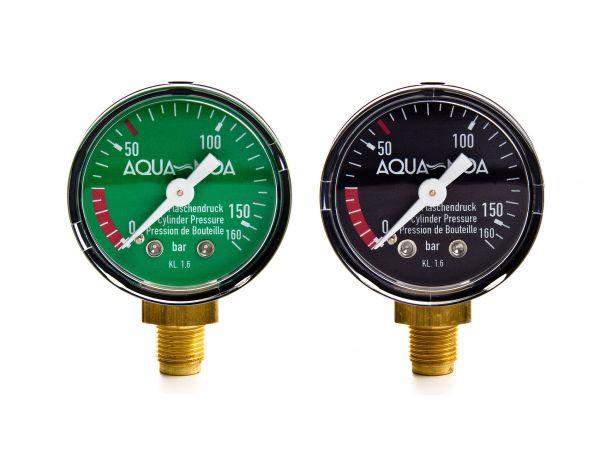 Aqua-Noa Ersatz-Manometer / Druckanzeige für CO2-Flaschendruck