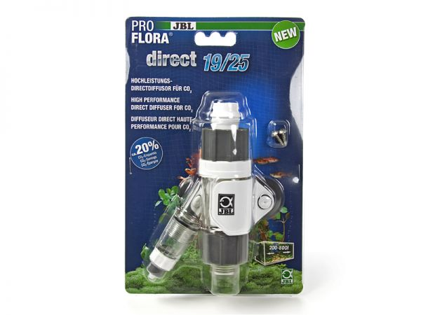 ProFlora direct 19/25, Inlinediffusor