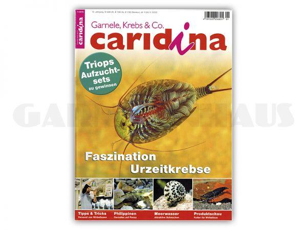 caridina, Heft 1/2015