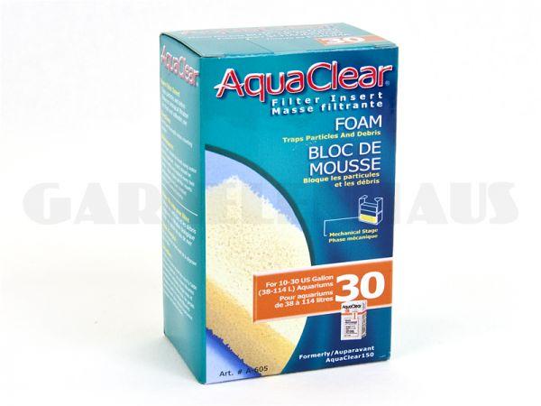 AquaClear - PF 30 Schaumstoffpatrone