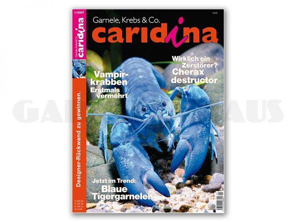caridina, Heft 1/2007