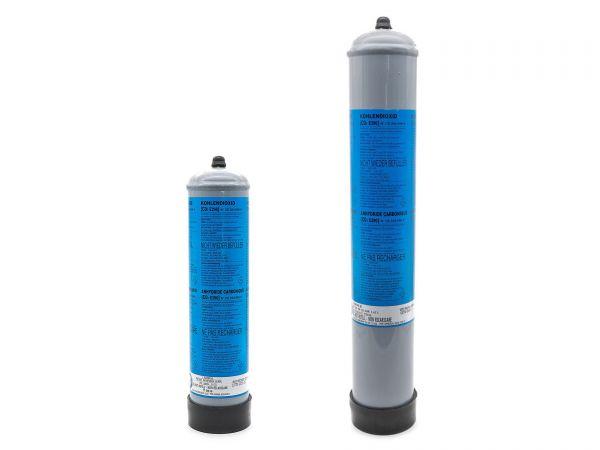 Aqua-Noa CO2 - Einwegflaschen / Einwegkartuschen