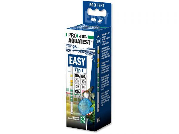 JBL Pro Aquatest Easy 7in1, Teststreifen für Aquarien