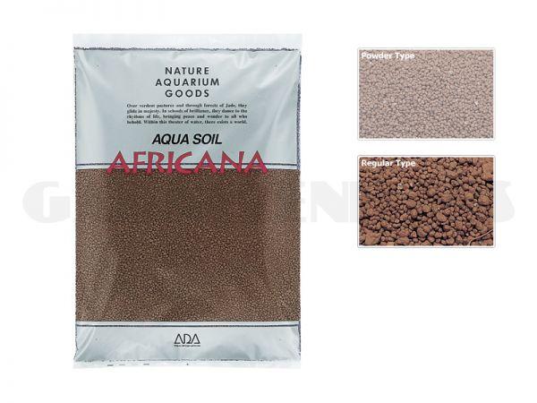 Aqua Soil - Africana, 9 l