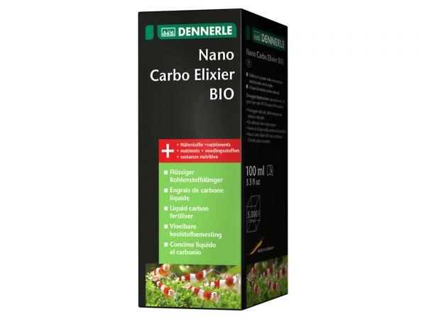 Dennerle Nano Carbo Elixier BIO, 100ml
