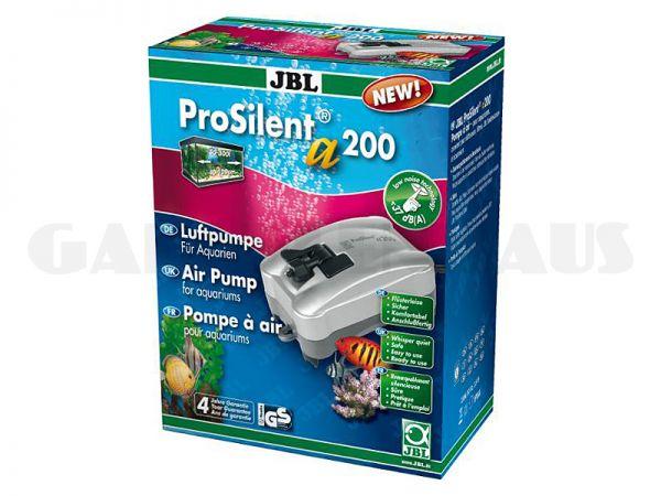 ProSilent a200, Luftmembranpumpe