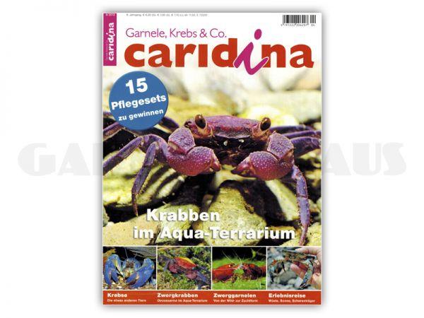 caridina, Heft 4/2013