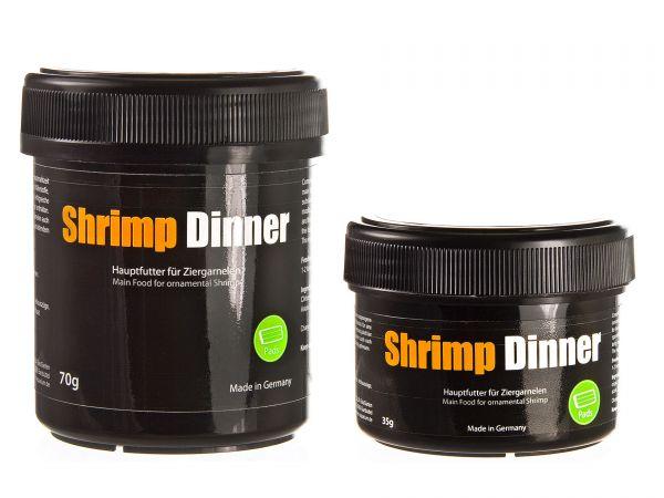 GlasGarten - ShrimpDinner Garnelenfutter, Hauptfutter für Garnelen im Aquarium