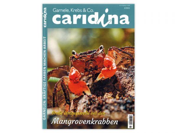 caridina - Garnelen, Krebse & Co :: Wirbellosen-Magazin, Dähne-Verlag, Ausgabe 2/2021