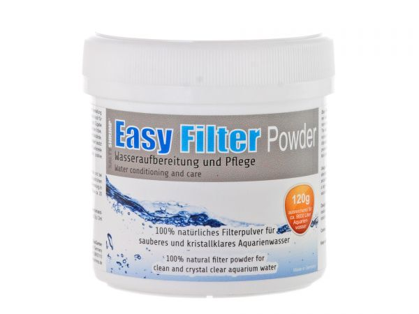Easy Filter Powder, 120g