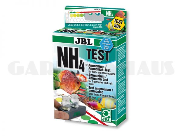 NH4 Ammonium/Ammoniak Test-Set