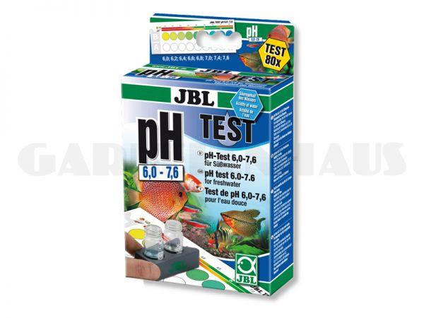 ph 6,0 - 7,6 Test-Set