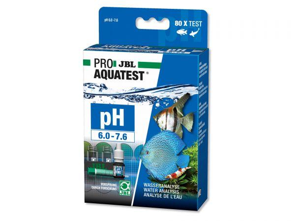JBL Pro Aquatest pH 6,0 - 7,6 Aquarium Wasseranalyse