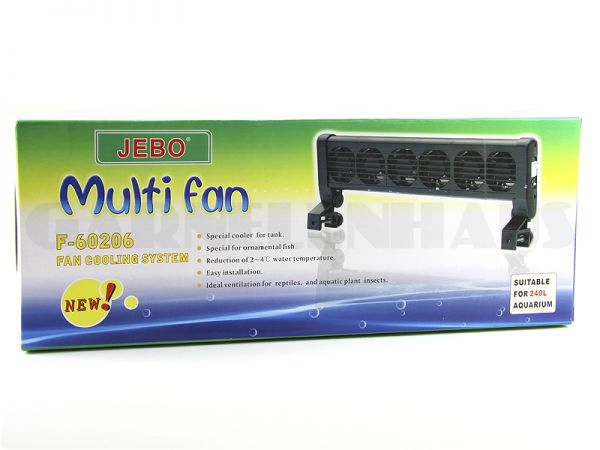 Multi-Fan, Lüfter Gr. 6