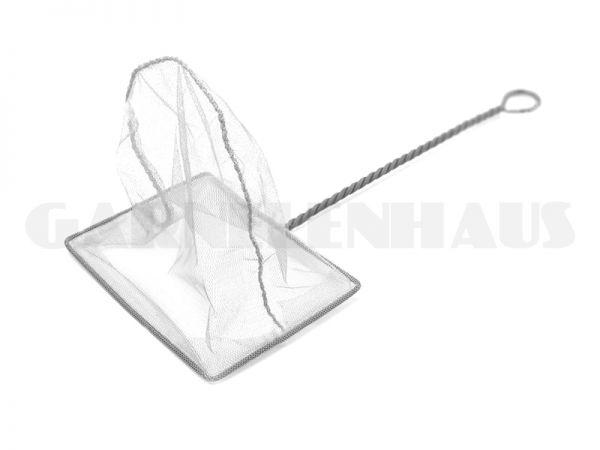 Fangnetz (Kescher), 12 cm, rechteckig