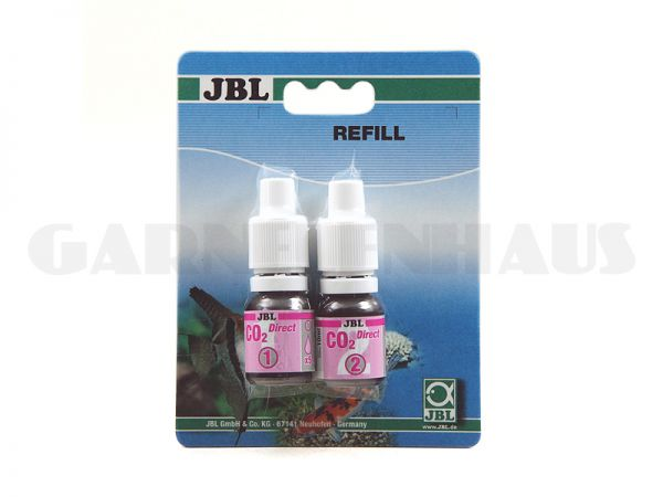CO2 Direct Reagens, Refill-Pack