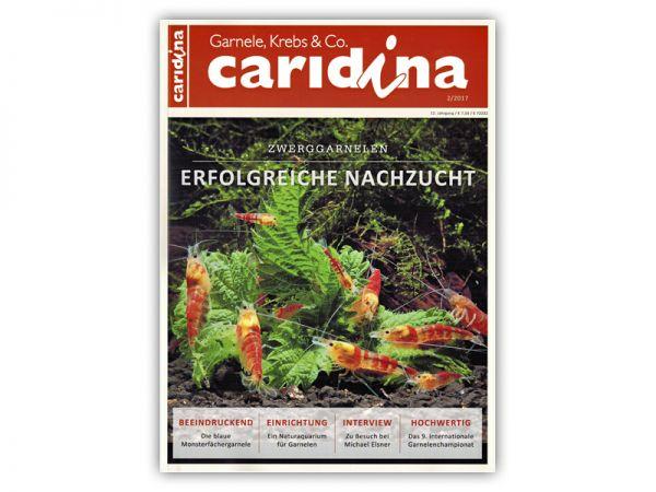 caridina, Heft 2/2017