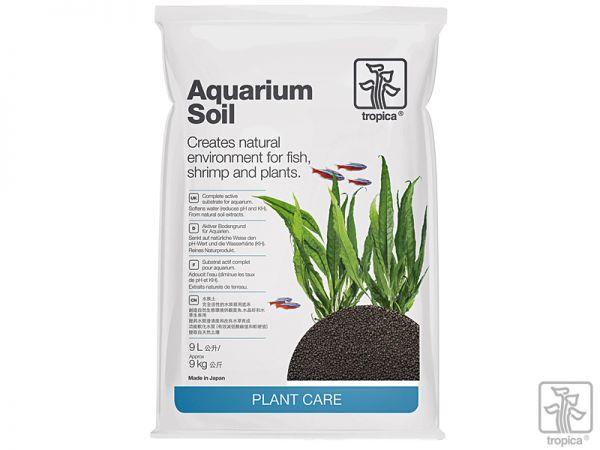 Aquarium Soil, 9 Liter
