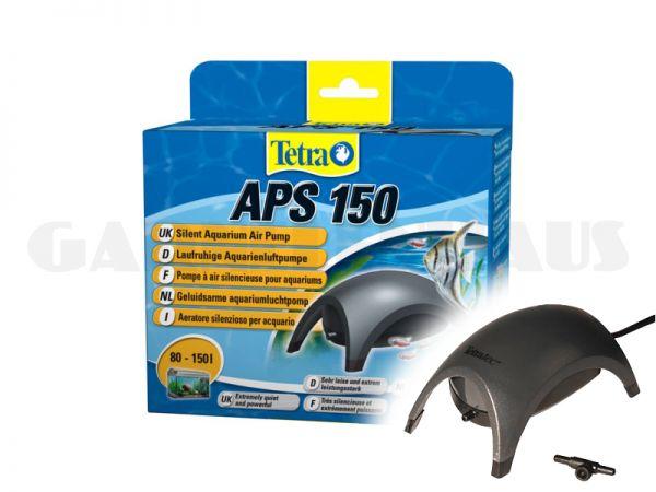 Durchlüfterpumpe APS-150