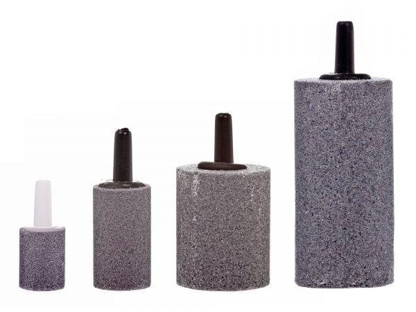 GH-GOODS - Luft -Sprudelstein (Zylinder) für Aquarien in 4 Größen