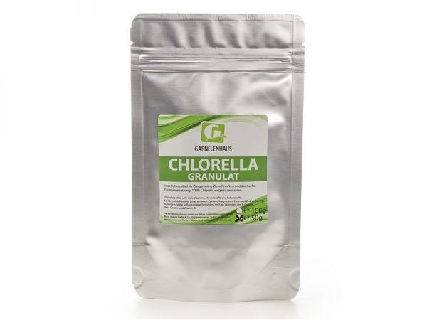 Chlorella Granulat, 50g