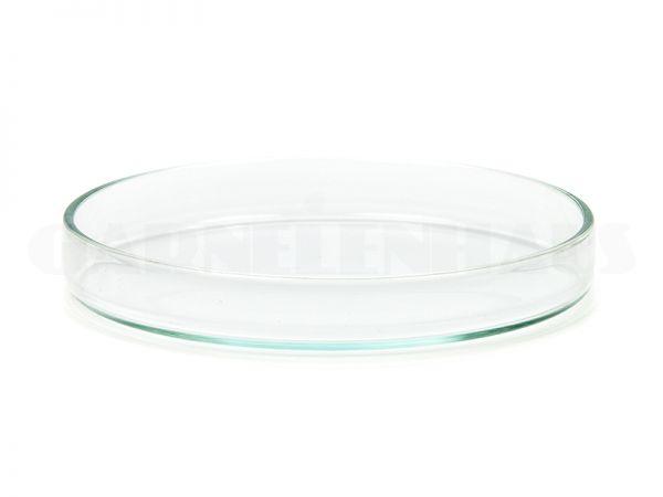 Futterschale Glas, 80/11 mm