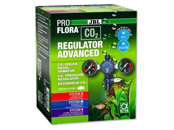 JBL ProFlora CO2 Regulator Advanced - Druckminderer