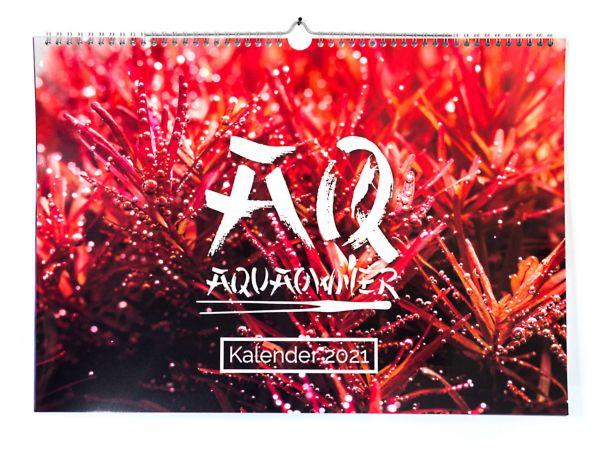 Aqua Owner - Wandkalender 2021