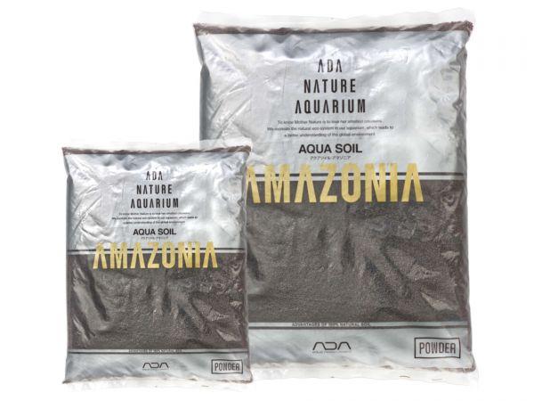 ADA - Aqua Soil Amazonia Powder Aquarium Bodengrund - 3 Liter und 9 Liter