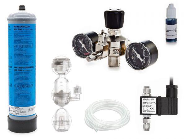AQUA-NOA - CO2 Komplett-Set Einweg Basic und Profi
