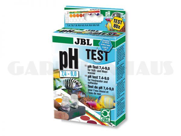 ph 7,4 - 9,0 Test-Set