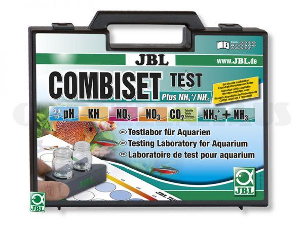 Test Combi Set plus NH4, Testkoffer